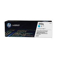 HP 312A CF381A laservärikasetti syaani