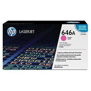 HP 646A CF033A laservärikasetti magenta