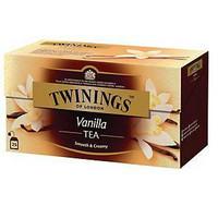 Twinings Vanilla pussitee, 1 kpl=25 pussia