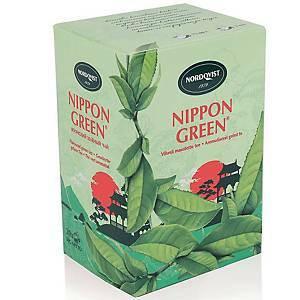 Fast Grab Nippon Green vihreä pussitee, 1 kpl=20 pussia