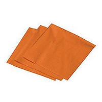 Oranssi servetti  24cm, 1 kpl=40 servettiä