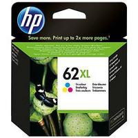 HP 62XL mustesuihkupatruuna 3-väri