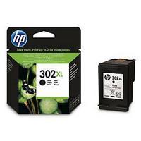 HP 302XL mustesuihkupatruuna musta