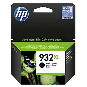HP No. 932XL CN053AE mustesuihkupatruuna musta