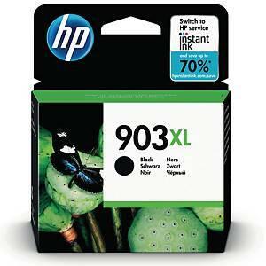 HP 903XL T6M15AE mustesuihkupatruuna musta