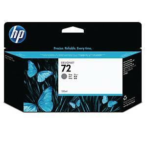 HP No. 72 C9374A mustesuihkupatruuna harmaa
