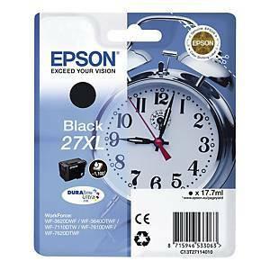Epson T2711XL mustesuihkupatruuna musta