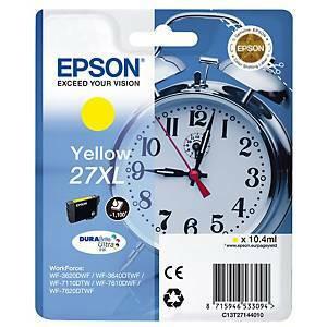 Epson T2714XL mustesuihkupatruuna keltainen