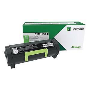 Lexmark 51B2000 laservärikasetti musta