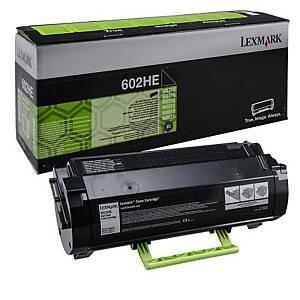 Lexmark 60F2H0E laservärikasetti musta
