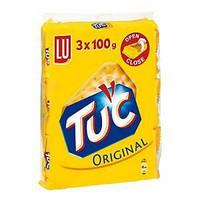 Tuc suolakeksi 100g, 1 kpl=3 pakettia