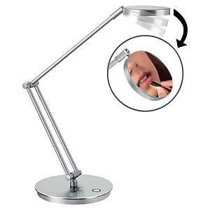 Reflect LED-pöytävalaisin metallinharmaa