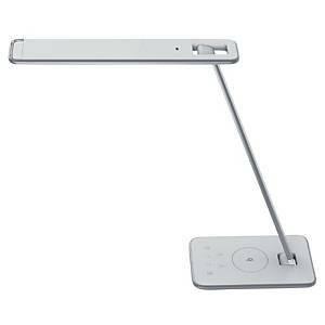 Jazz LED-pöytävalaisin valkoinen/harmaa