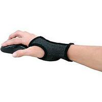 Käteen puettava rannetuki Comfortbead Glove
