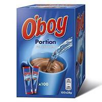 Oboy kaakaojuomajauhe annospussi 28g, 1 kpl=100 pussia