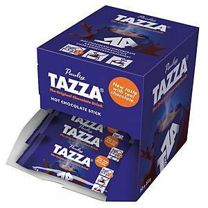 Paulig Tazza kaakaojuomatiiviste 33g, 1 kpl=50 pussia