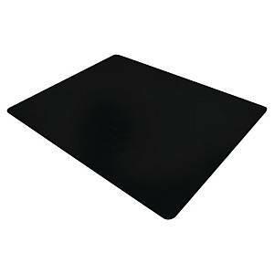 Lattiasuoja koville lattioille 120 x 150cm musta