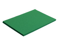 Mainoskartonki 50 x 70cm 270g vihreä 20 kpl