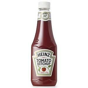 Heinz ketsuppi 570g