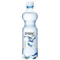 Spring Aqua lähdevesi 0,5 L, 1 kpl=12 pulloa