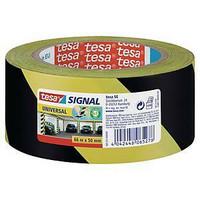 Signaaliteippi Tesa 50mmx66m kelta/musta