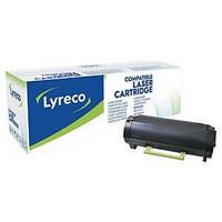 Lyreco Lexmark 50F2H00 laservärikasetti musta