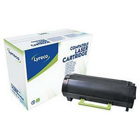 Lyreco Lexmark 50F2000 laservärikasetti musta