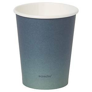 Kartonkikuppi kuumille juomille 240ml, 1 kpl=40kpl