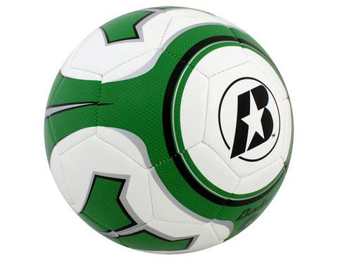 Jalkapallo Baden 13oz koko 3 vihreä/valkoinen