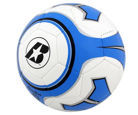 Jalkapallo 15oz koko 5 sininen/valkoinen
