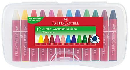 Vahaliitu Faber-Castell Kids 12 kpl/rasia