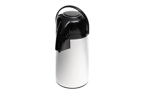 Teräksinen pumpputermos 3 litraa
