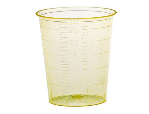 Lääkelasi keltainen 30 ml 80 kpl