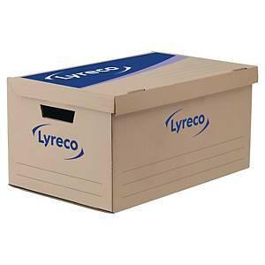 Arkistolaatikko 25 x 50 x 35cm, 1 kpl=10 laatikkoa