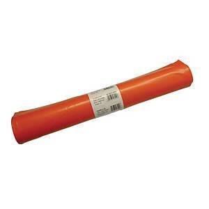 Jätesäkki 240L oranssi, 1 kpl=10 säkkiä