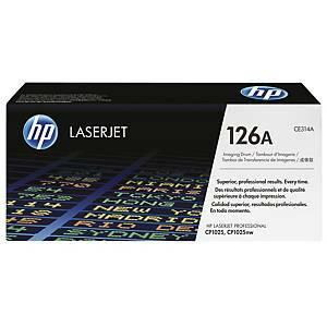 HP 126A CE314A rumpu