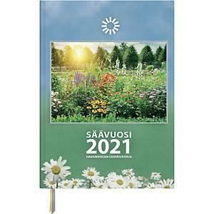 Säävuosi pöytäkalenteri 2021 A5
