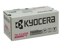 Laservärikasetti Kyocera TK-5240M magenta 3000sivua