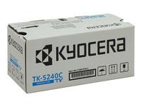 Laservärikasetti Kyocera TK-5240C syaani 3000sivua