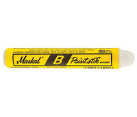 Markal B väriliitu, valkoinen maalikynä merkintään 12kpl rasia