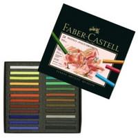 Väriliitu Faber-Castell Pastelli 9282, 24-osainen