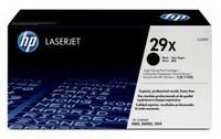 Laserkasetti 29X, Musta C4129X