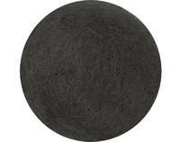 Huovutusvilla 250g musta