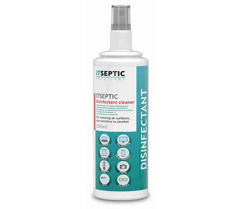 Pintadesinfektio spray ITSEPTIC alkoholiton 250ml