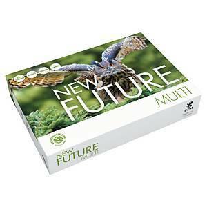 Kopiopaperi A4 80g New Future Multi 5 riisiä = 1 ltk