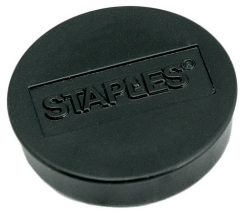 Magneetti 10mm musta 10 kpl