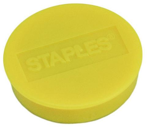 Magneetti  25mm keltainen 10 kpl