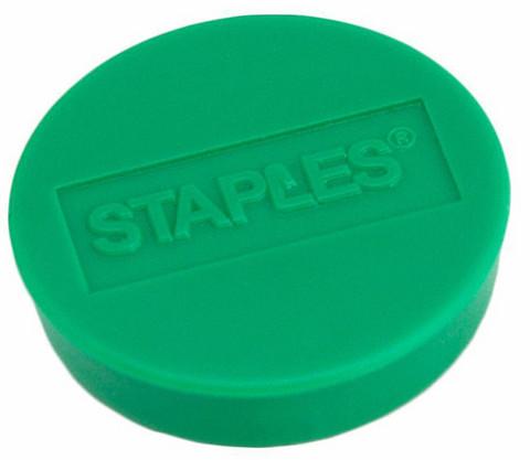 Magneetti 25mm vihreä 10 kpl