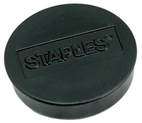 Magneetti 25mm musta 10 kpl