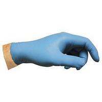 Nitriilikertakäyttökäsine sininen L, 1 kpl=100 käsinettä